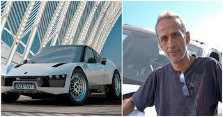 Έλληνας ιδιοφυής μηχανικός κατασκεύασε το απόλυτο αυτοκίνητο παντός εδάφους