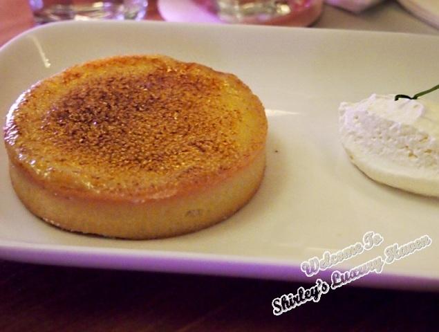 marmalade pantry lemon brulee tart