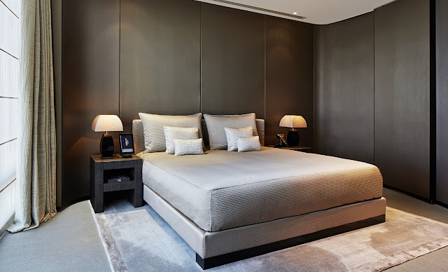 Armani Hotel Dubai - The famous fashion brand hotel