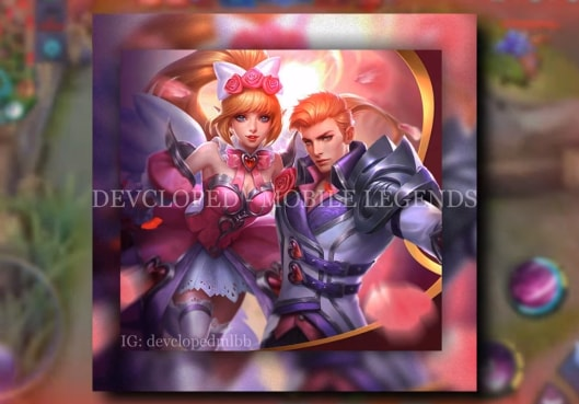 Alucard & Miya New Valentines Skin and Avatar Borders