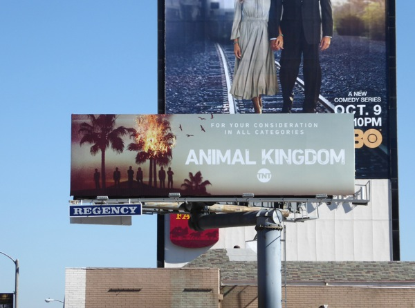 Animal Kingdom season 1 consideration billboard