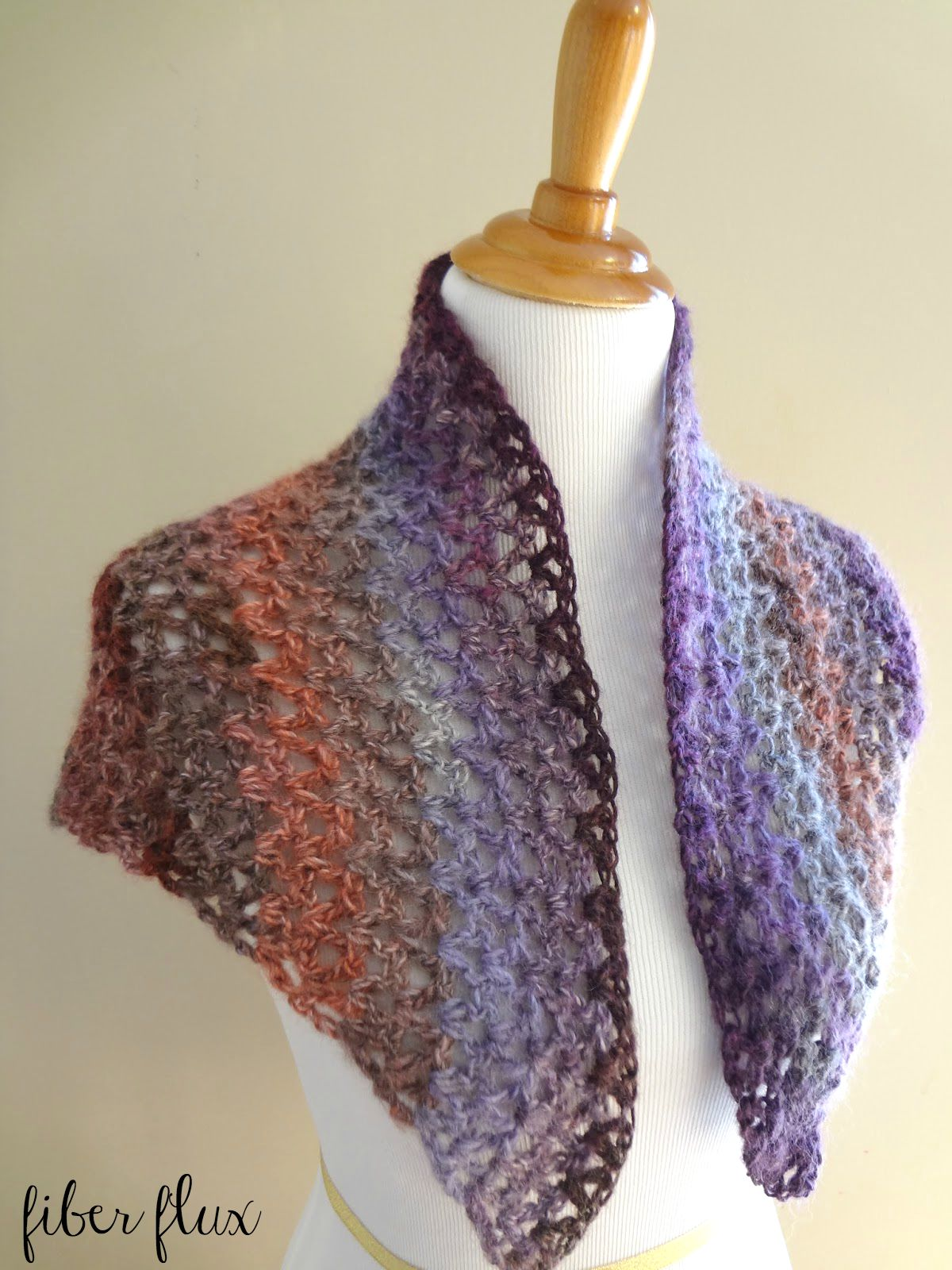 Free Crochet Shawl Patterns Awesome Design
