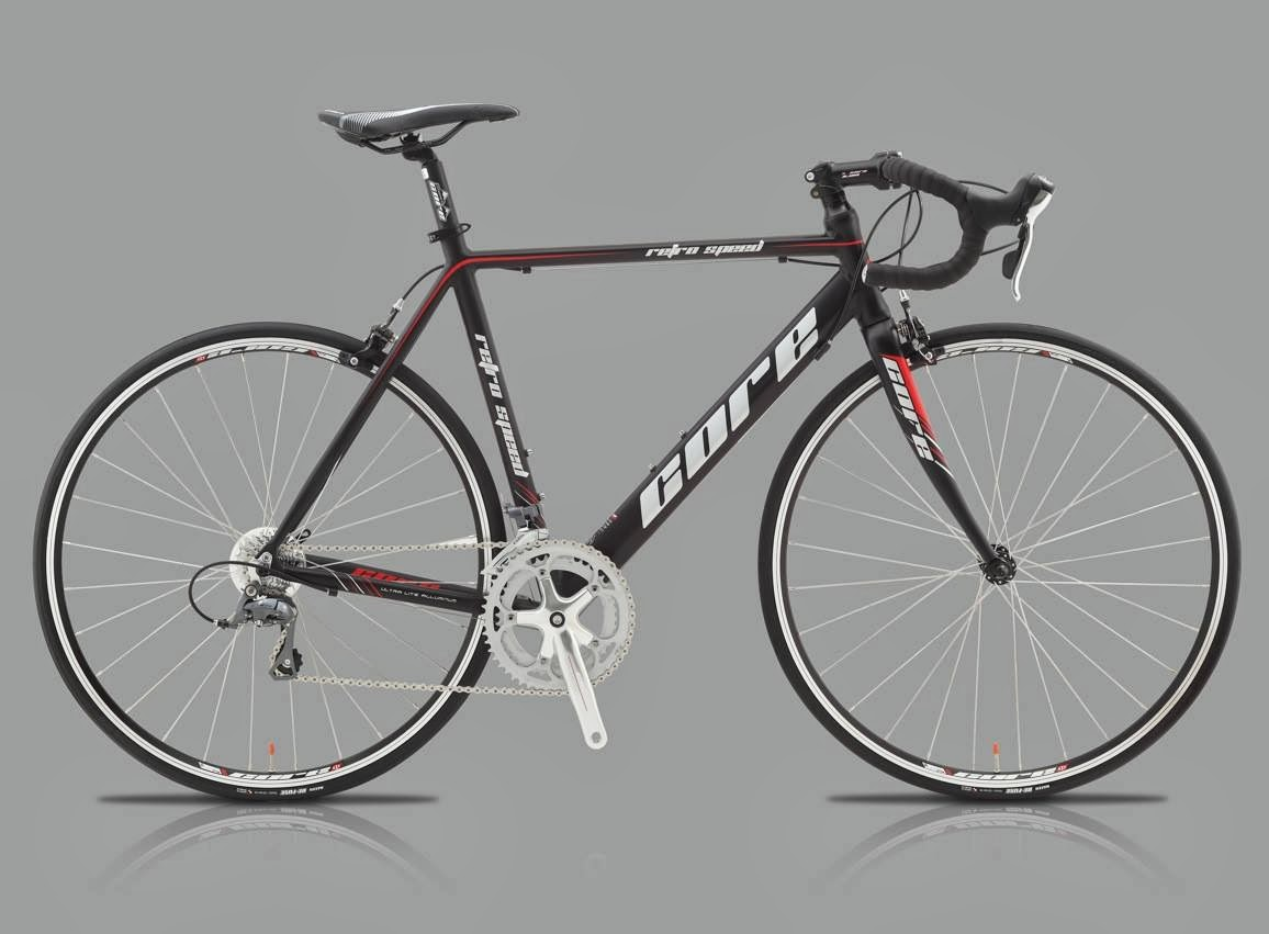 Retro Speed Road Bike From Lion Cycle Full