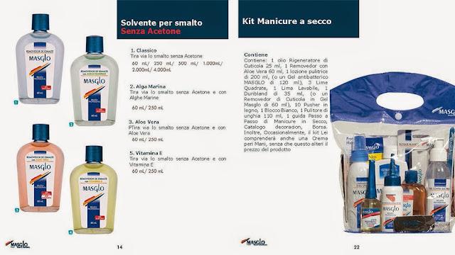 prodotti manicure masglo 01