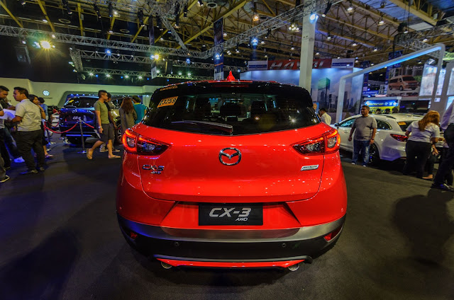 2017 Mazda CX-3 Subcompact Crossover Compact SUV Manila International Car Show 2017 World Trade Center Philippines #mias2017 #mazda #mazdacx3