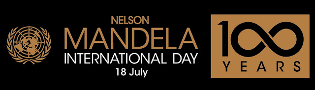 Nelson Mandela International Day 18 July