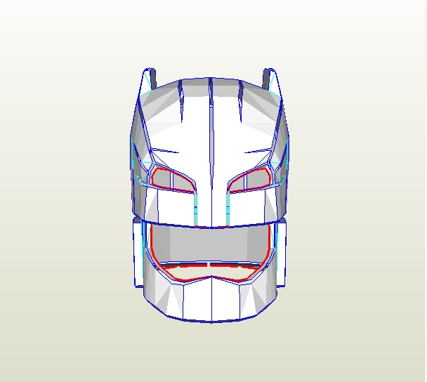 dali lomo how to make armored batman aka mech suit helmet diy
