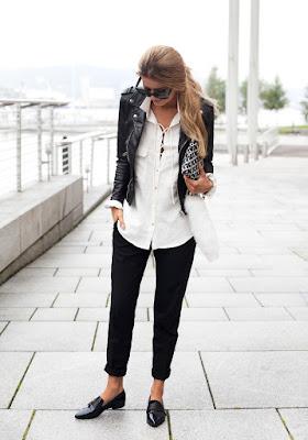 imagenes de Outfits con Blusas