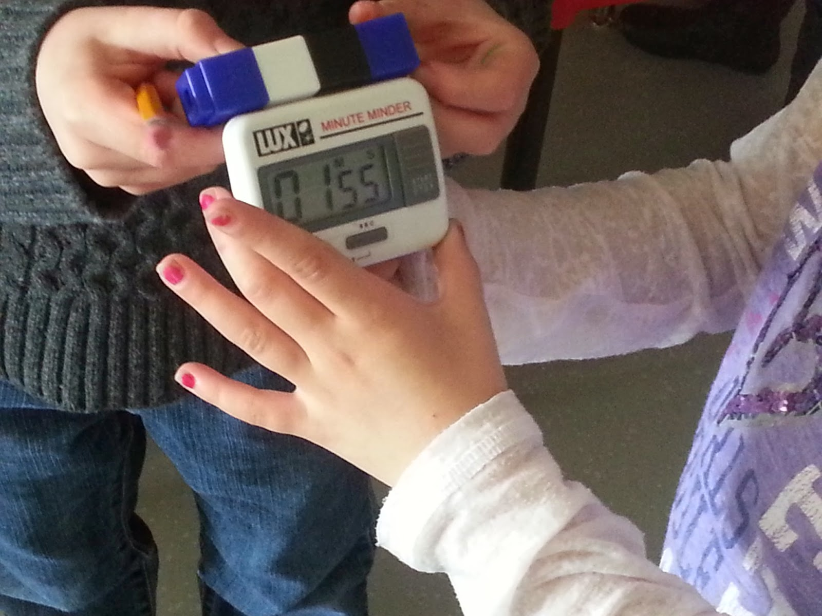 FREE Measuring activity- finding comparable measurements