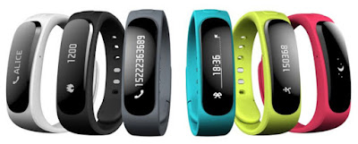 Wearable Huawei Talkband B1