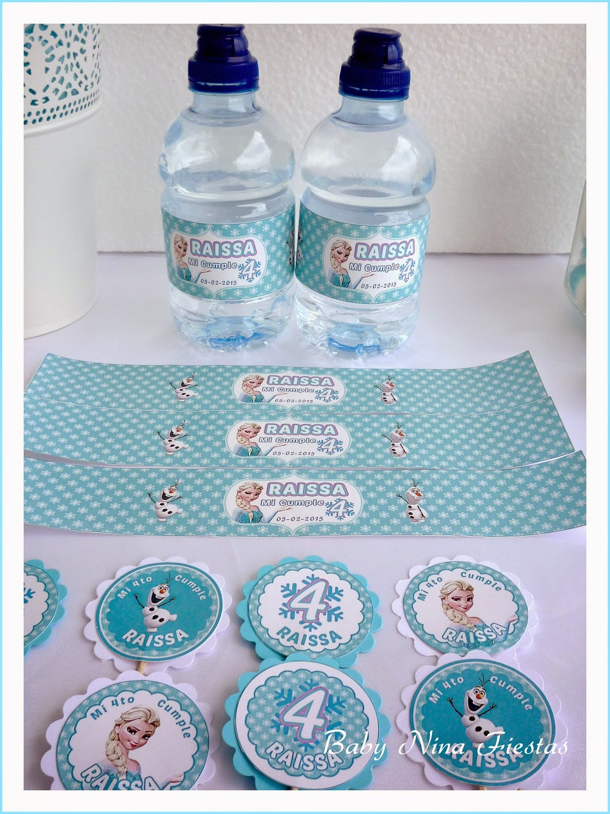 Kit de fiesta Frozen