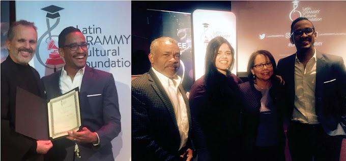 Consulado en Boston ofrece apoyo a estudiante dominicano becado por Fundación Grammy Latino en escuela Berklee