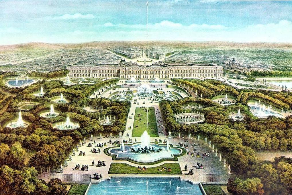 Versailles incontri
