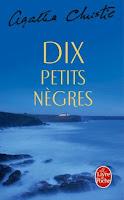 Couverture 10 petits nègres d'Agatha Christie
