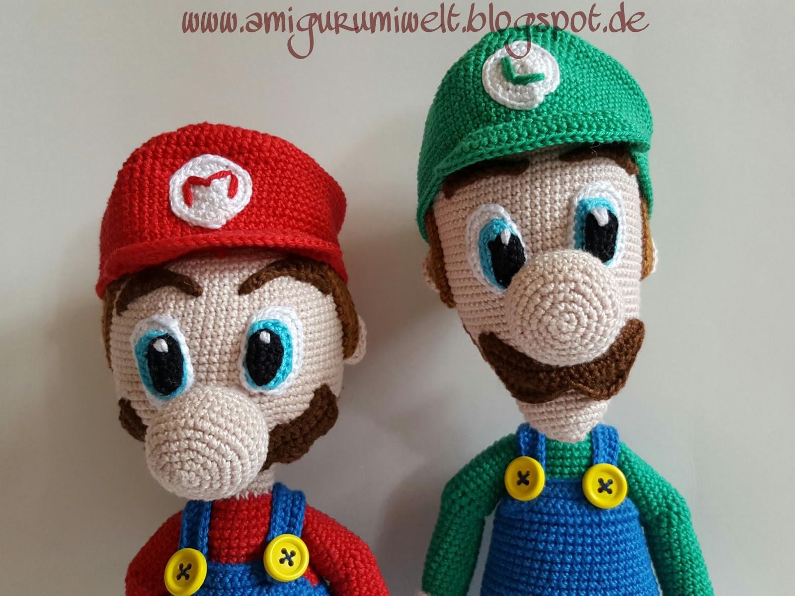 Super Mario Baby - Häkelanleitung | Mario häkeln, Tiere häkeln ... | 1200x1600