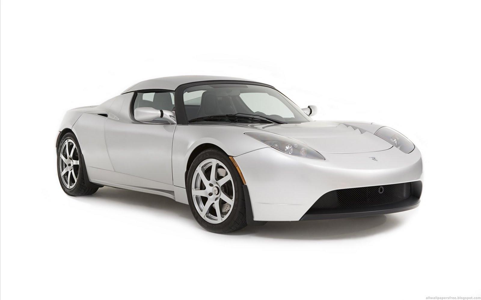 Tesla Motors Roadster Electric Car Maker