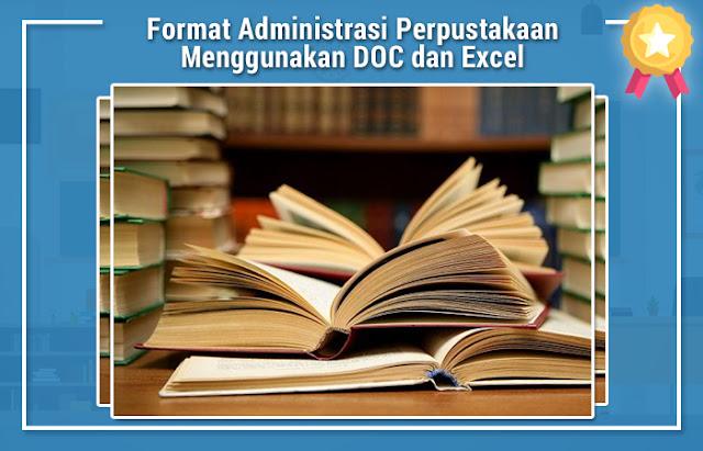 Format Administrasi Perpustakaan