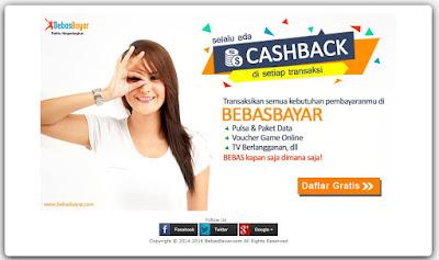 BebasBayar Cashback