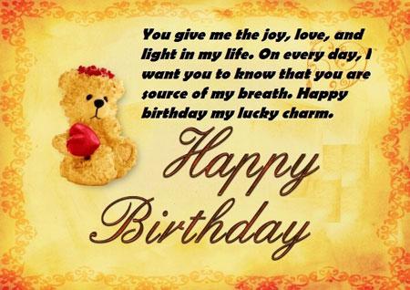 Happy birthday boyfriend wishes quotes messages and images latest birthday wishes quotes messages and images for your handsome boyfriend m4hsunfo