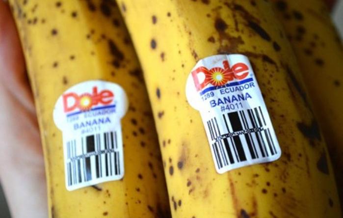 С каким кодом покупать бананы