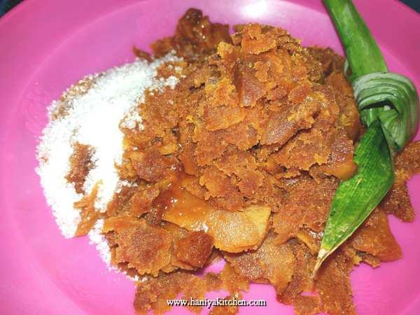 Resep Kue Ongol Ongol Sagu Gula Merah