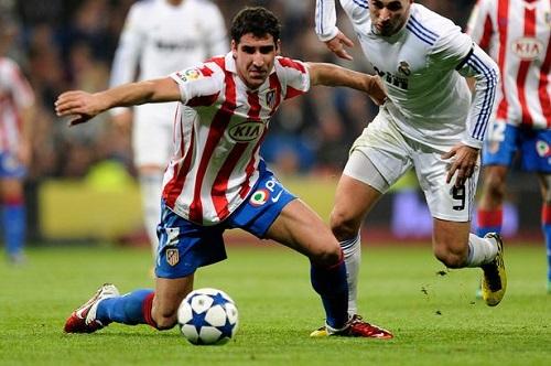 Raul có được sự bứt phá mãnh liệt kẻ từ khi quay trở lại với Atletico năm 2013