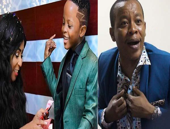 """Steve Nyerere Amvaa Muna """"Muna Mweke Shetani Pembeni Shilikiana na Mumeo wa Ndoa Kumpumzisha Mtoto Wenu''"""
