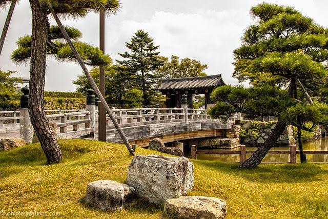 Patrimonio de la humanidad el castillo himeji jap n for Jardin kokoen