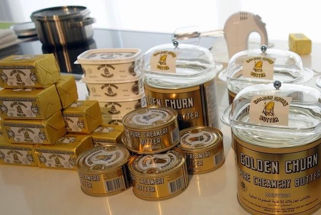 Raya Taste Better with Golden Churn Butter ~ www