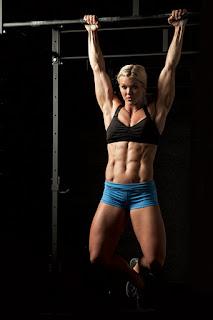 hot muscle women