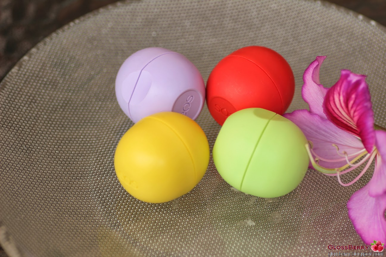 ביצת ליפ באלם לשפתיים Evolution of Smooth Lip Balm EOS