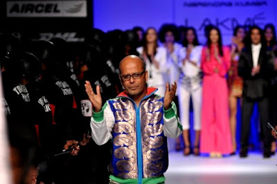LFW W/F'17: Narendra Kumar uses emotional movie of love and family as backdrop