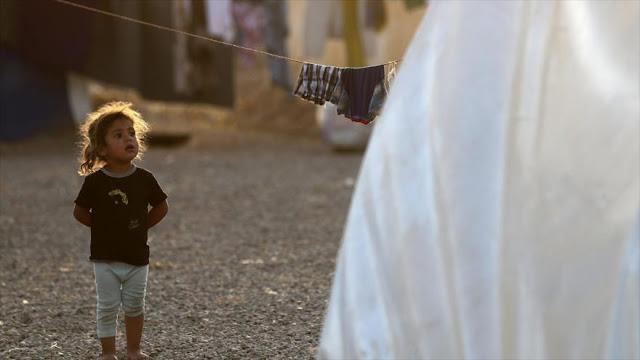 Unicef: 5 millones de niños iraquíes necesitan ayuda humanitaria
