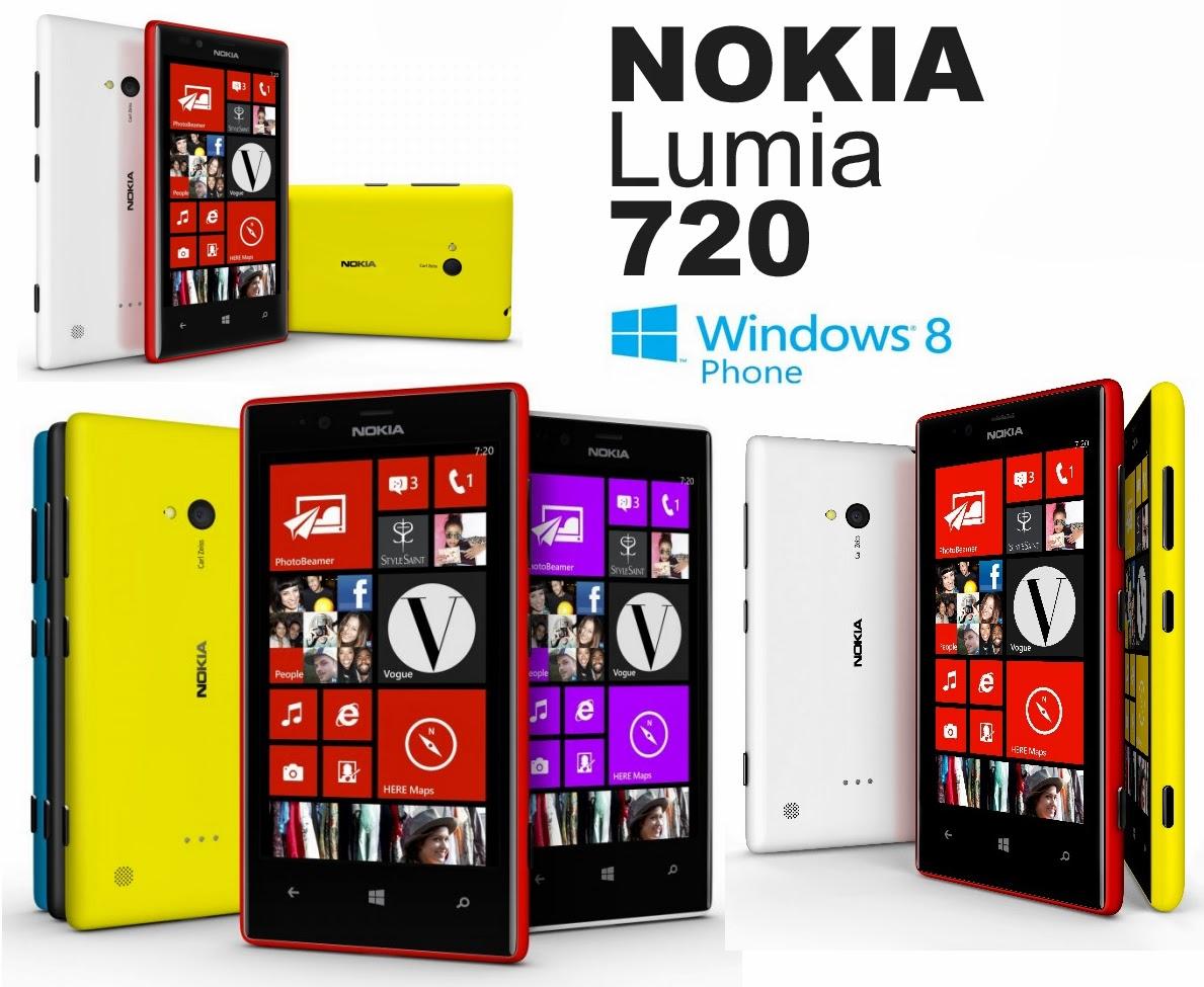harga terbaru dan spesifikasi dari Nokia Lumia 720 ...
