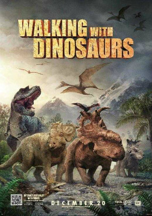 Walking With Dinosaurs 2013 BluRay 650Mb Hindi Dual Audio 720p Watch Online Full Movie Download bolly4u
