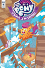 My Little Pony Ponyville Mysteries #4 Comic Cover B Variant