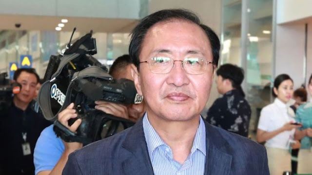 Anggota parlemen yang dijuluki 'Mr Clean' terjun dari apartemen karena diduga terima suap