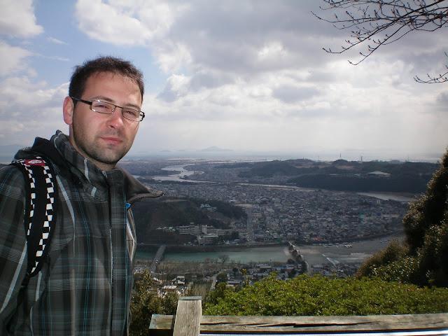 Jose en Iwakuni (Japón)