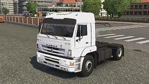 Kamaz 5460 truck