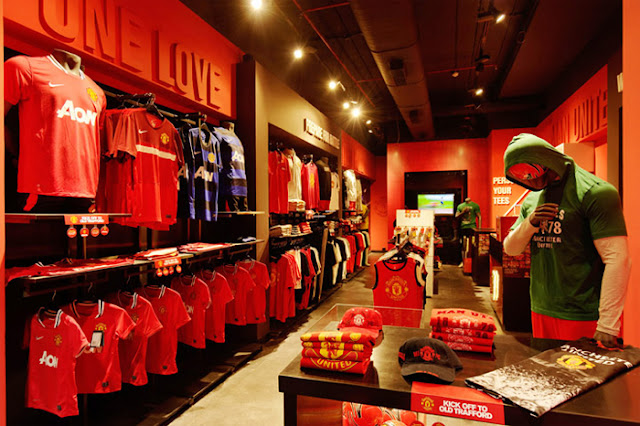 Manchester United Online Shopping Store in India