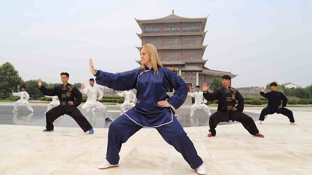 Tai Chi, entertainment news
