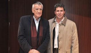 El exgobernador José Luis Gioja fue entrevistado por Jorge Lanta en su programa radial y aseguró que Sergio Uñac fue quien aprobó la ley que posibilitó el contrato cuando estaba al frente de la Legislatura