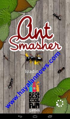 Cara menggunakan menu shop game ant smasher pemusnah semut