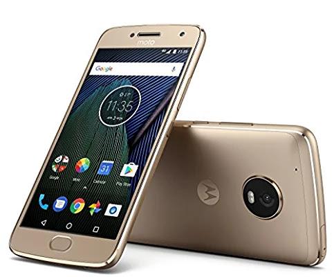 Budget smartphone - moto g5 plus