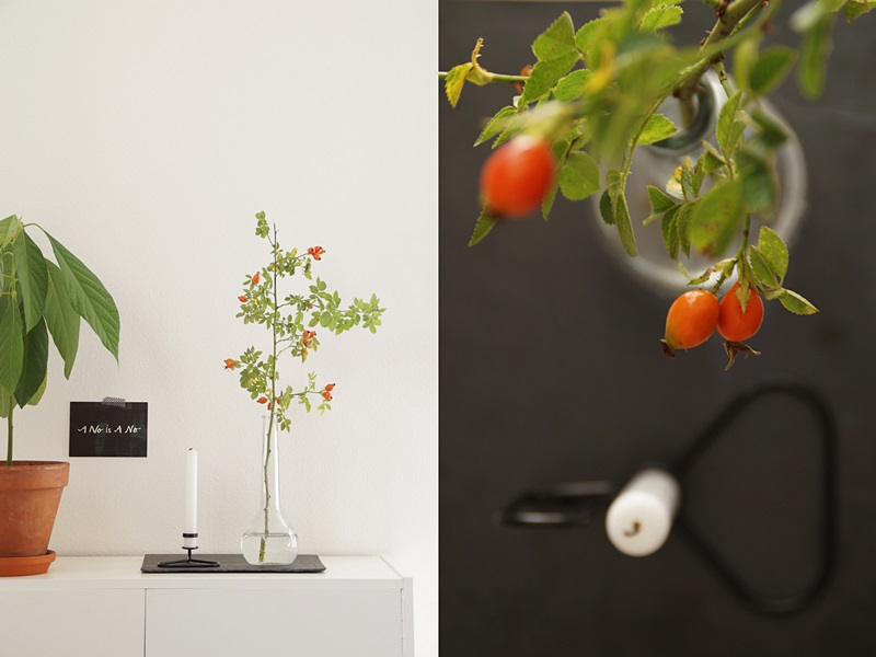 Modern Scandinavian Autumn Decoration