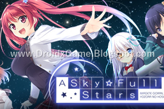 Download Game Visual Novel PC  A Sky Full of Stars