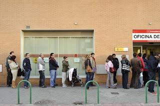 El 19% de los parados en España encontró trabajo en el tercer trimestre de 2015