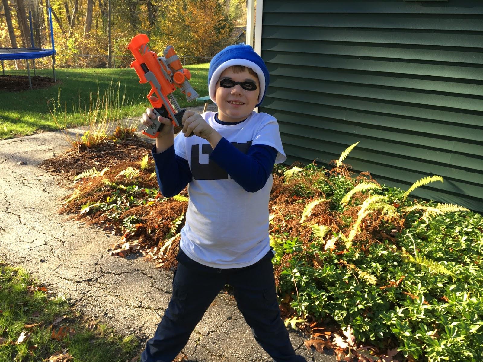 Mommy Spirit: A Nintendo Inkling Halloween