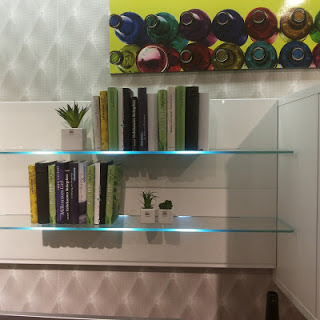 Glass Shelves NYC