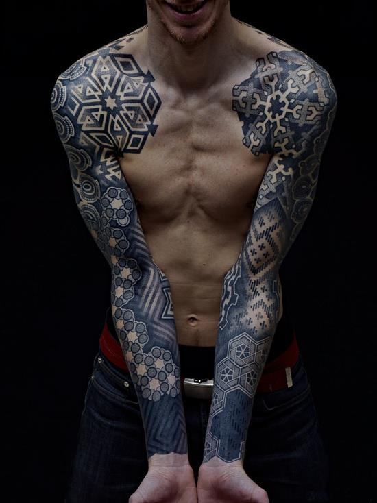 Tattoo Art Wallpapers - 500 Collection HD Wallpaper